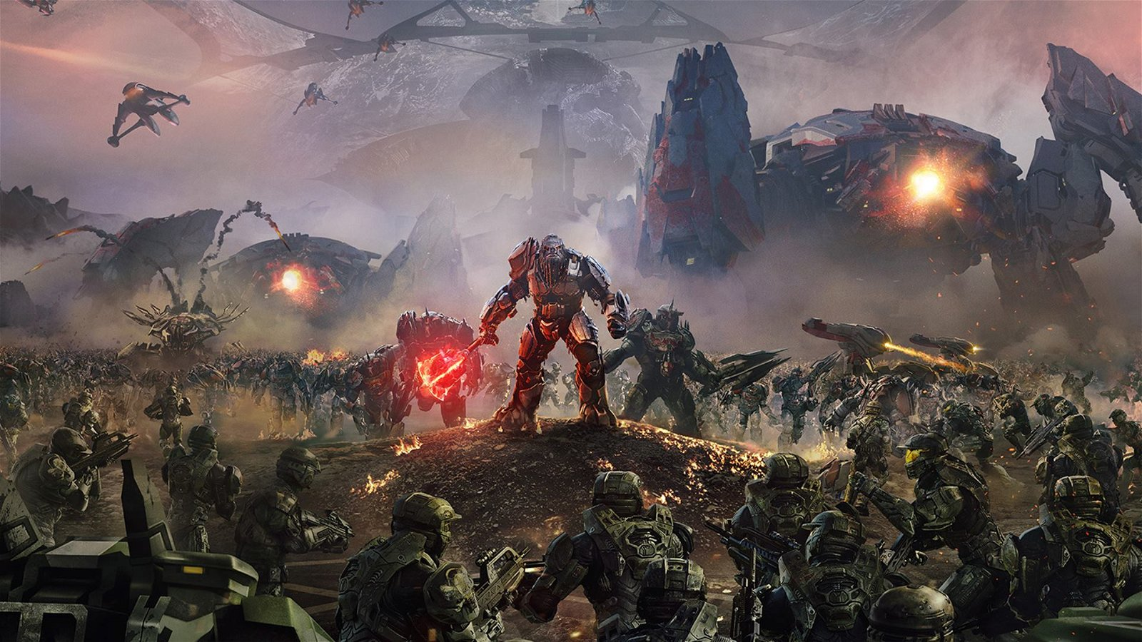 The Dawn of Atriox: A Look at Halo Wars 2 1
