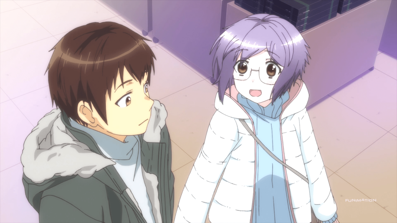 The Disappearance Of Nagato Yuki-Chan (Anime) Review 7