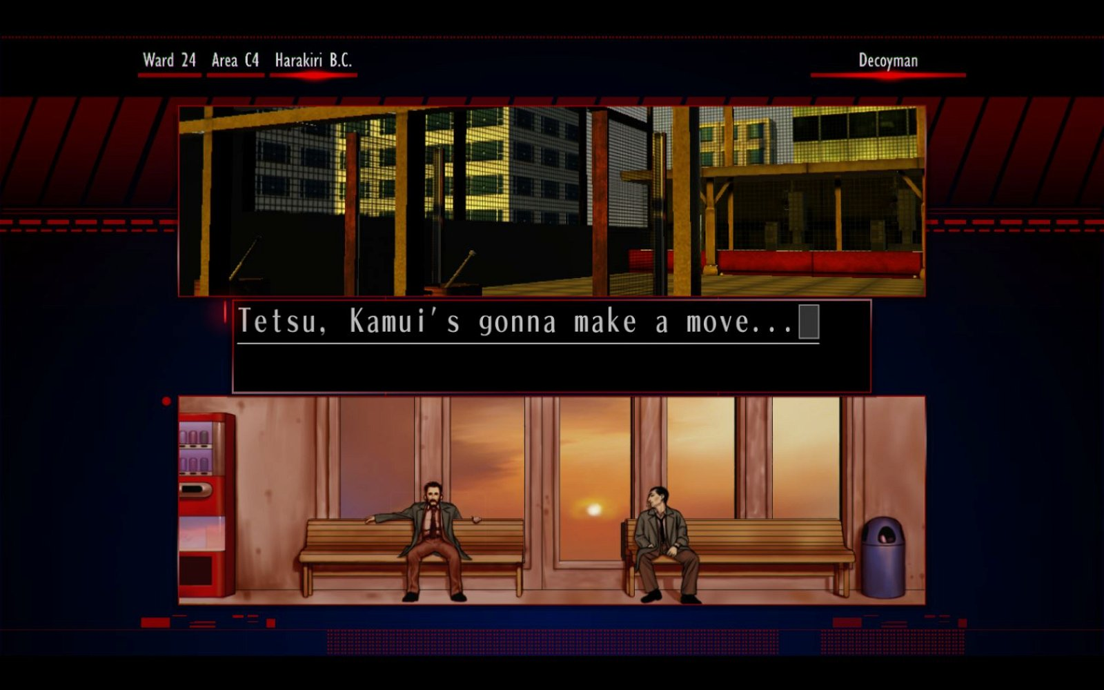 The Silver Case (Pc) Review 5