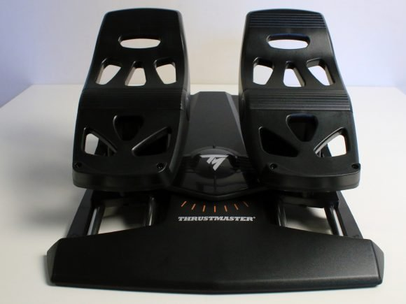 Thrustmaster T-Flight Rudder Pedals (Hardware) Review