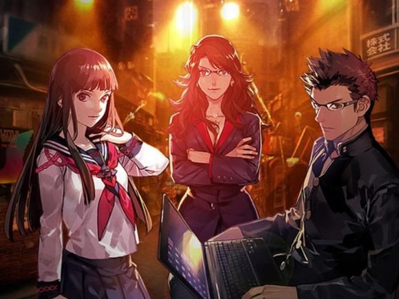 Tokyo Twilight Ghost Hunters: Daybreak Special Gigs (PS Vita) Review 1