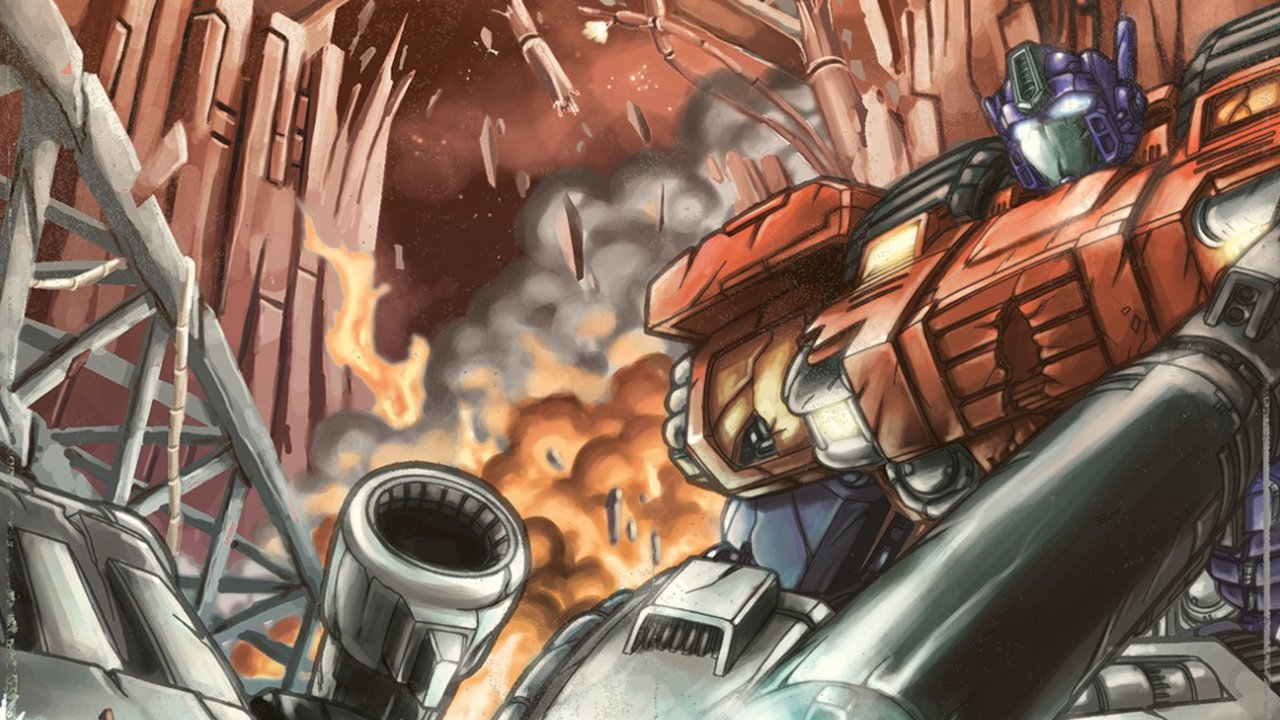 Transformers: The War Within Omnibus (Comic) Review 3