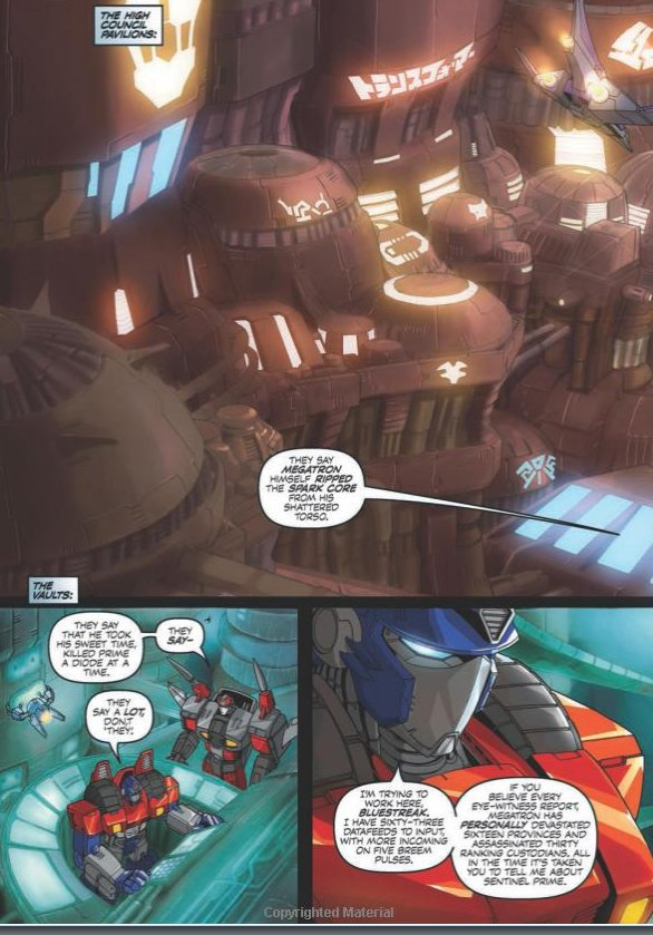 Transformers: The War Within Omnibus (Comic) Review