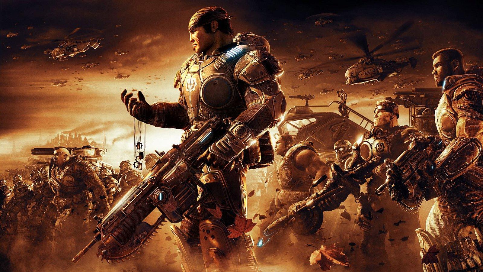 Universal Developing Gears of War Movie