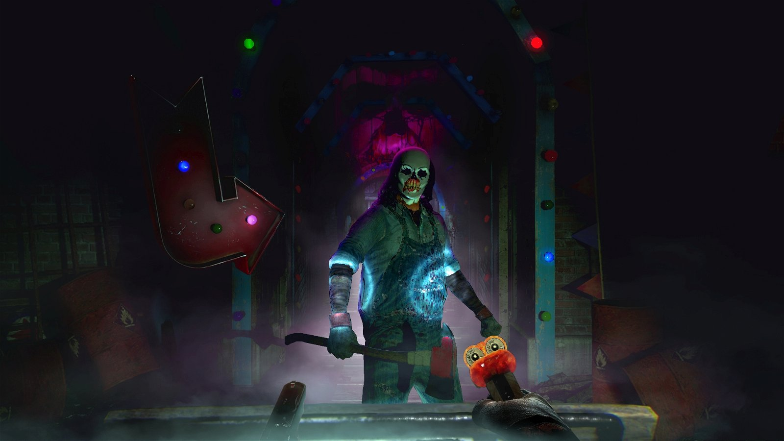 Until Dawn: Rush of Blood (PS4) Review 3