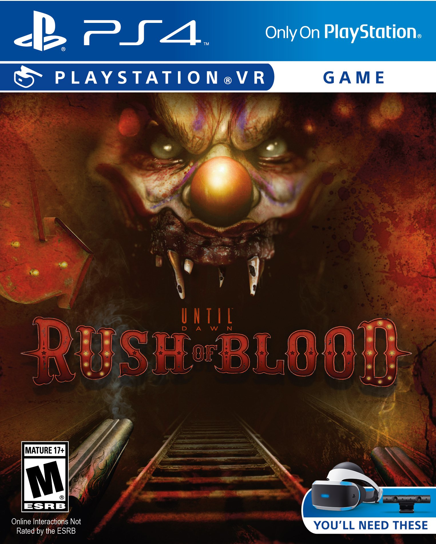 Until Dawn: Rush of Blood (PS4) Review 6