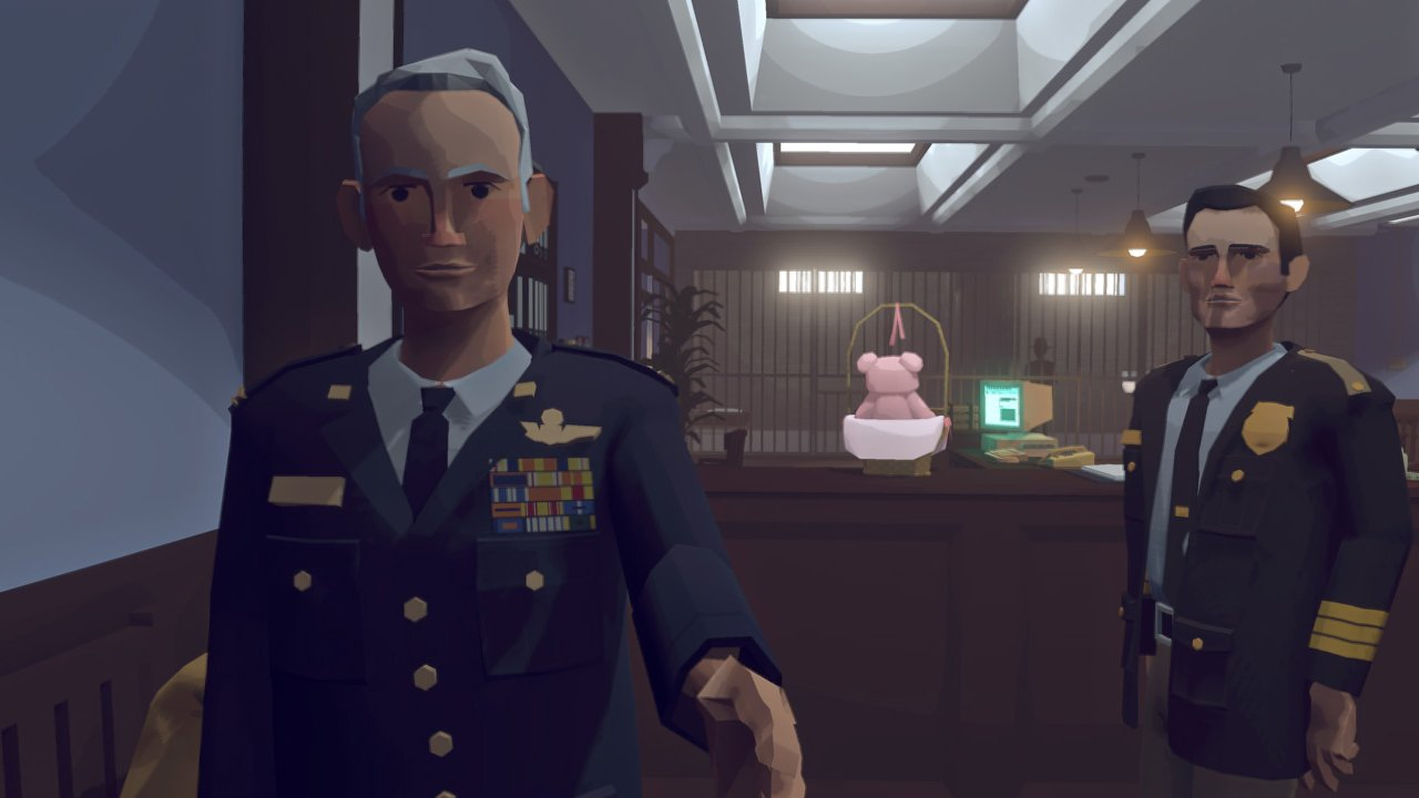 Virginia (Xbox One) Review 3