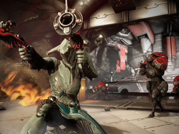 Warframe Launches Its New Content Update This November