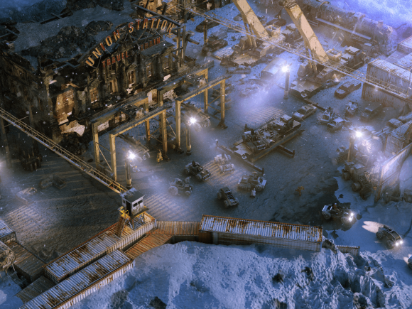 Wasteland 3 Hits Fig, Already Past 50% Funded