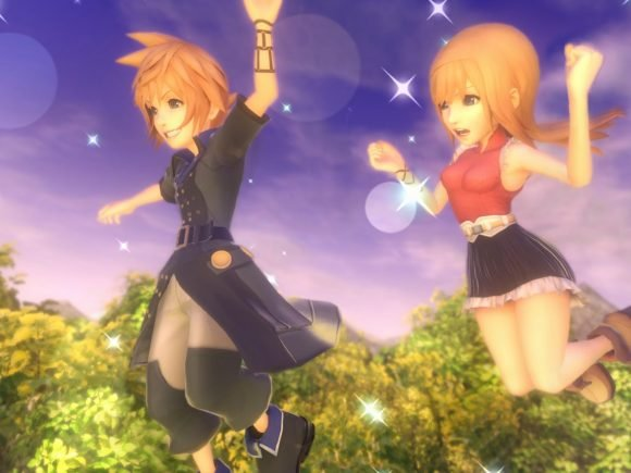 World of Final Fantasy (PS4) Review 11