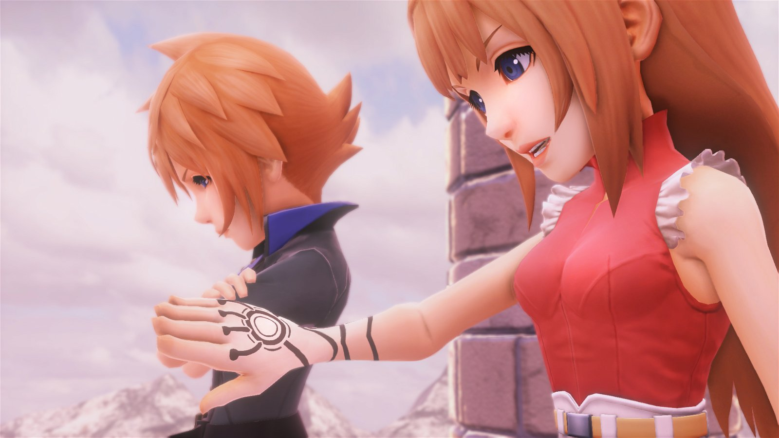 World Of Final Fantasy (Ps4) Review 4