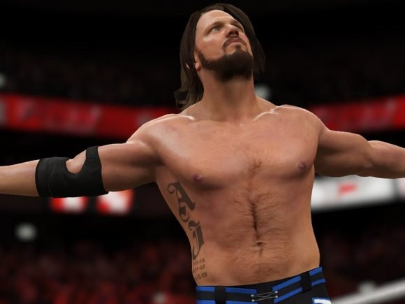 WWE 2K17 (PS4) Review 9