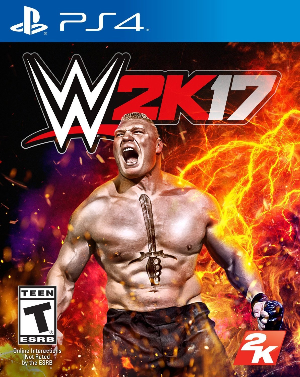 WWE 2K17 (PS4) Review 1