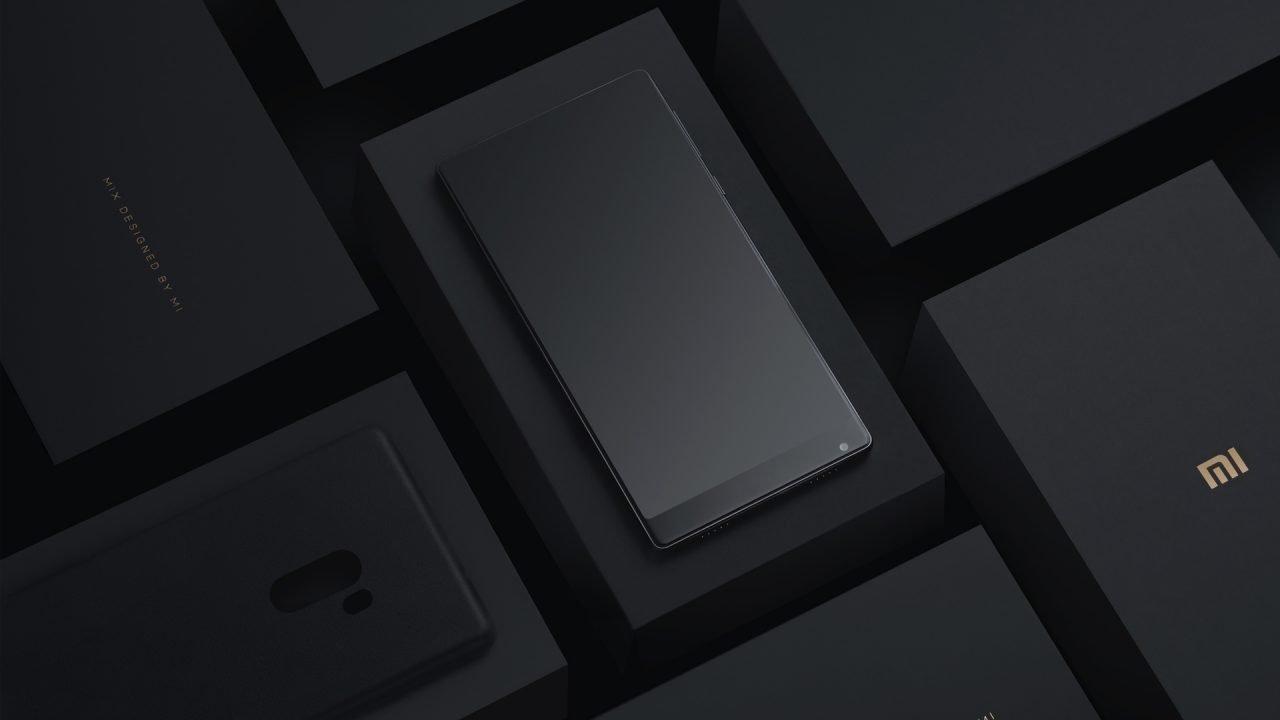 Xiaomi Announce Dream Phones, the Mi Mix and Mi Note 2