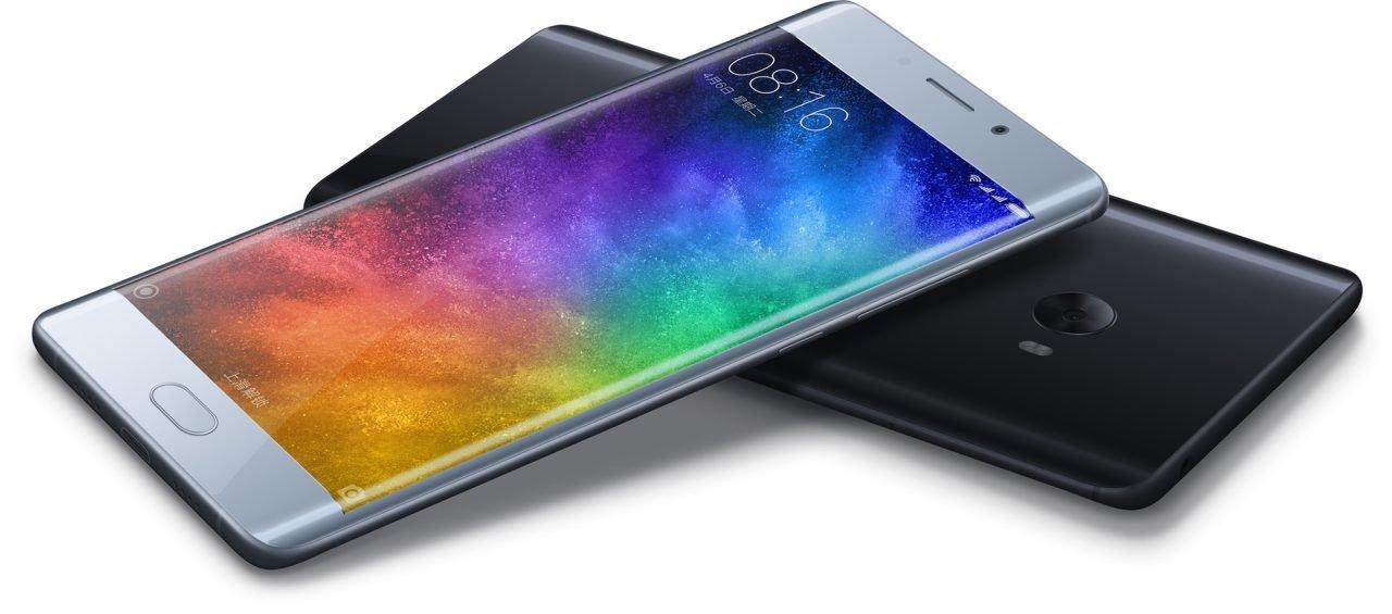Xiaomi Announce Dream Phones, The Mi Mix And Mi Note 2 1