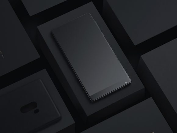 Xiaomi Announce Dream Phones, the Mi Mix and Mi Note 2