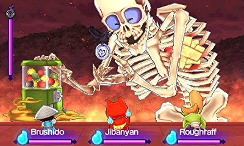 Yo-Kai Watch 2: Bony Spirits (3DS) Review 1