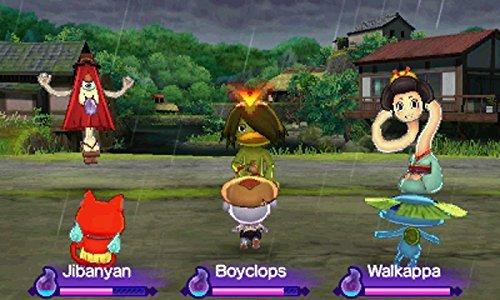 Yo-Kai Watch 2: Bony Spirits (3Ds) Review 4