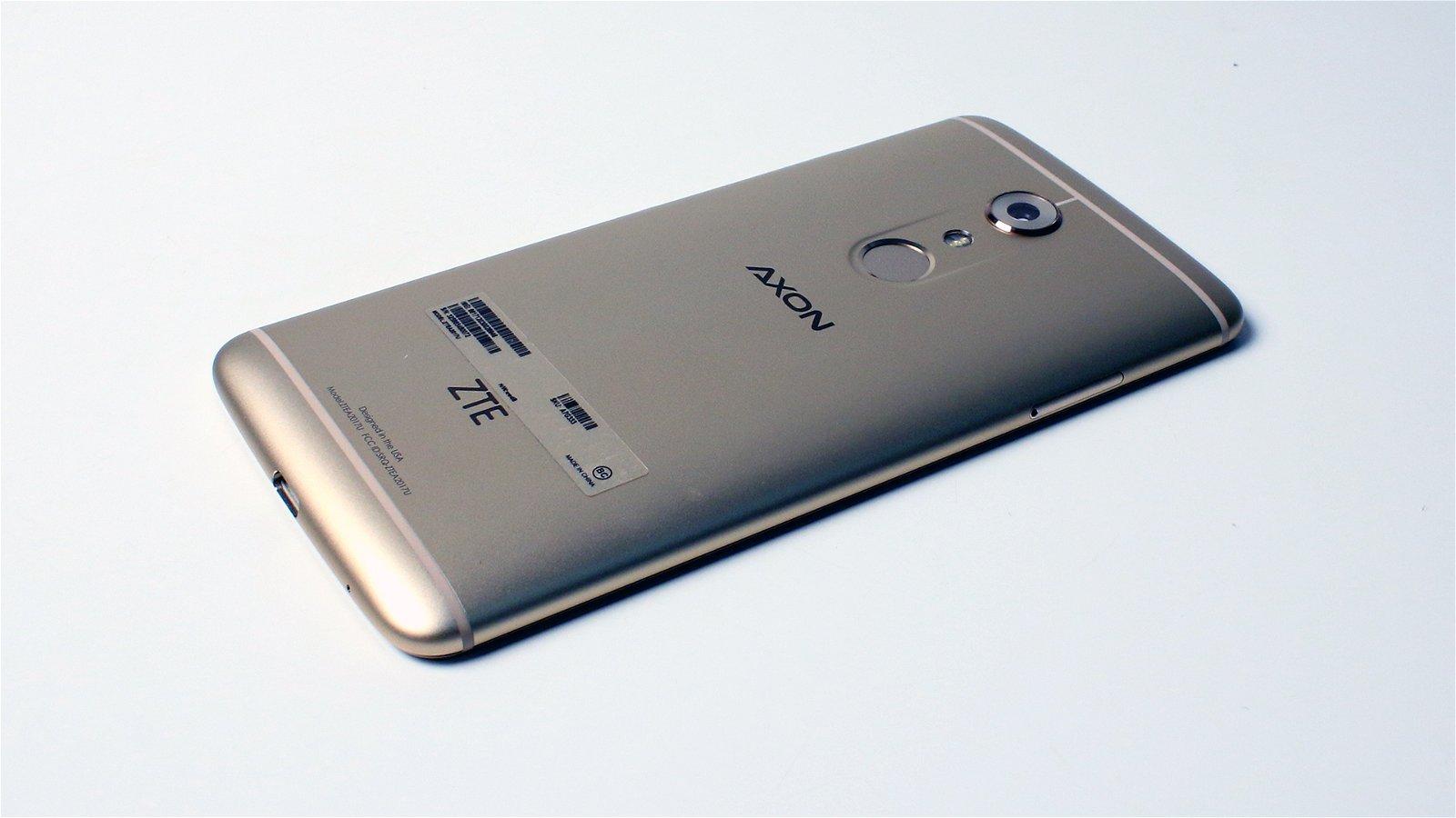 Zte Axon 7 (Phone) Review 4