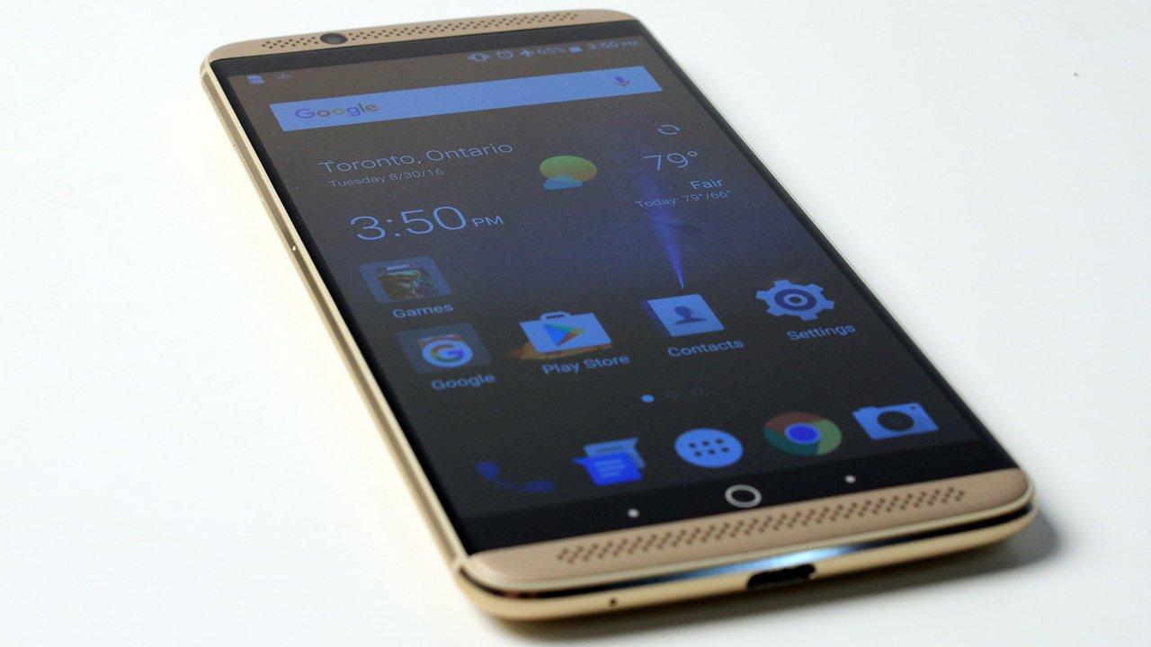 ZTE Axon 7 (Phone) Review 2