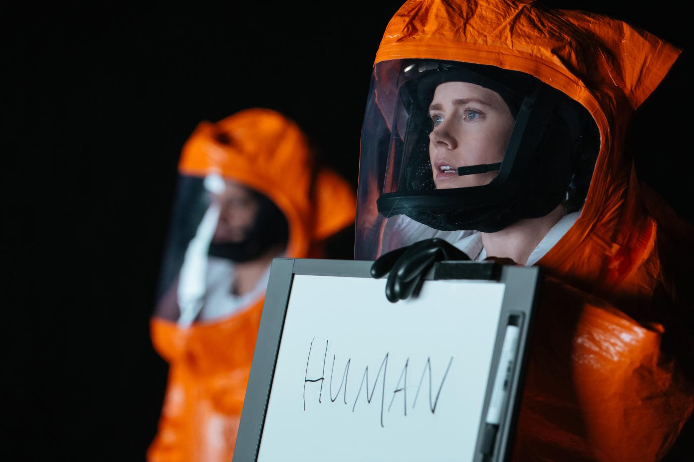 Arrival (Movie) Review 3