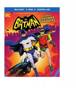 Batman: Return Of The Caped Crusaders (Blu-ray) Review 2