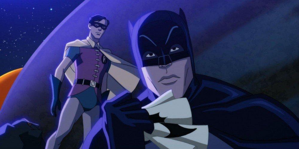 Batman: Return Of The Caped Crusaders (Blu-Ray) Review 5