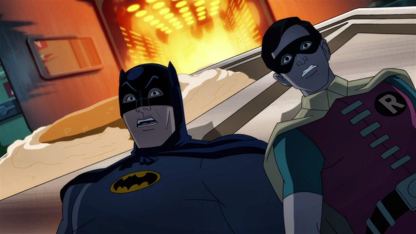 Batman: Return Of The Caped Crusaders (Blu-Ray) Review 6