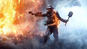 Battlefield 1 is #JustWW1Things