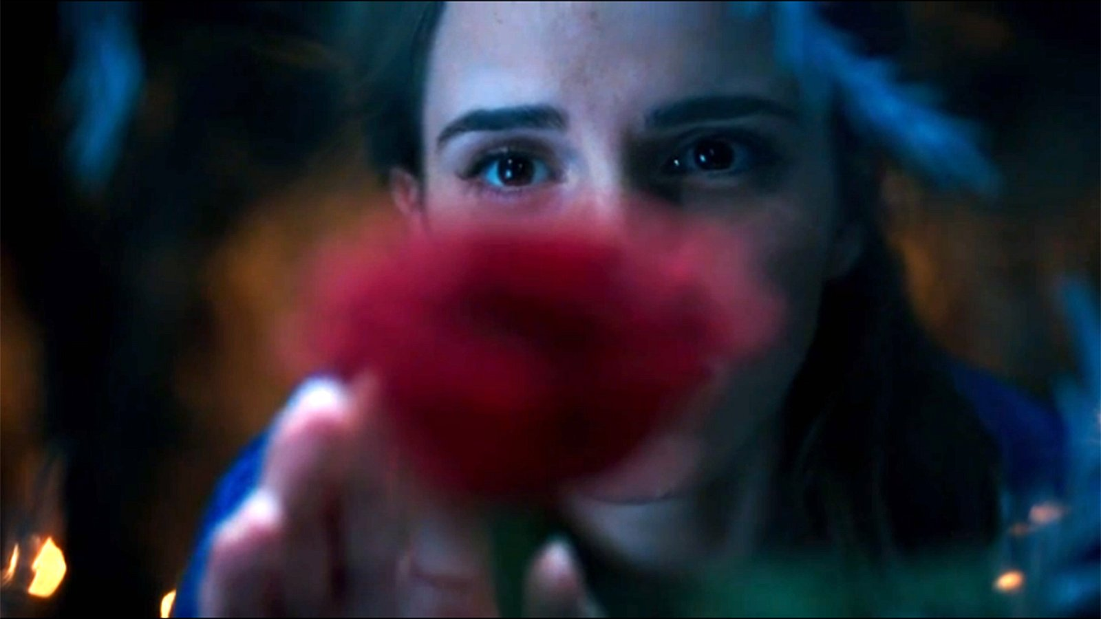 Beauty and the Beast: Official Live-Action Trailer Releases 2