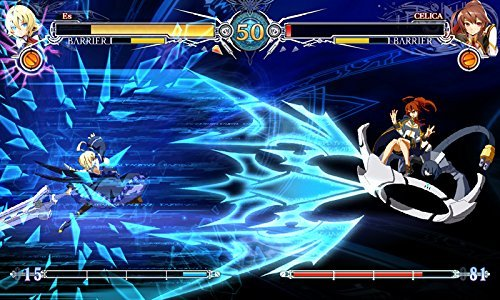 BlazBlue: Central Fiction (PS4) Review 3