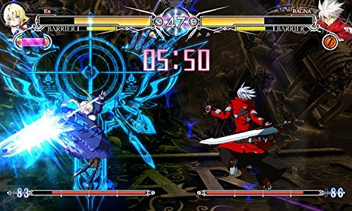 BlazBlue: Central Fiction (PS4) Review 5