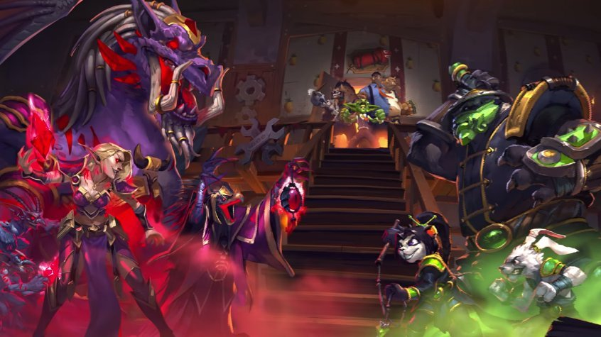 BlizzCon 2016: New Hearthstone Expansion Announced 1