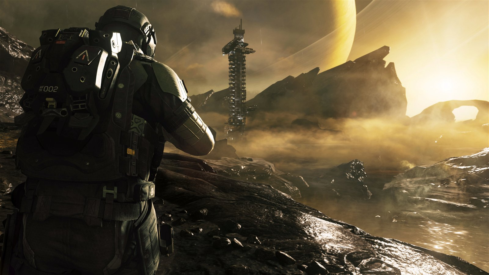 Call Of Duty Infinite Warfare (Ps4) Review 7