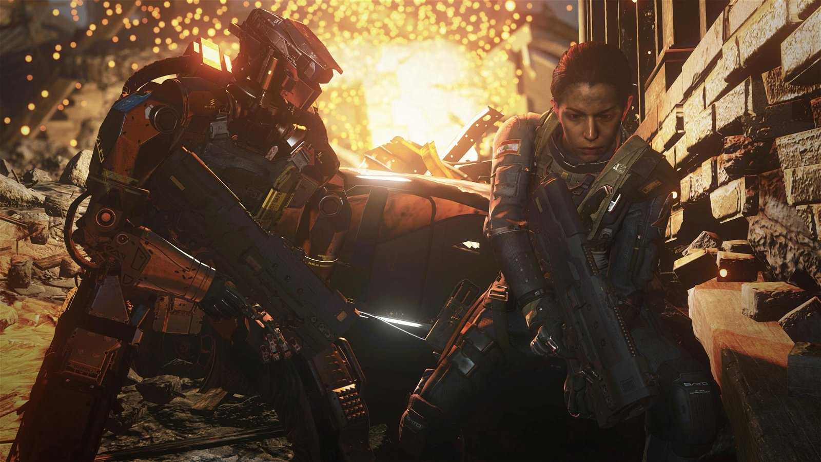 Call Of Duty Infinite Warfare (Ps4) Review