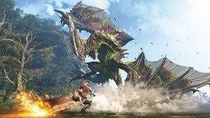Capcom Talks Street Fighter V, Monster Hunter Sales in the West