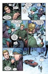Deathstroke Rebirth #1 (Comic) Review 2