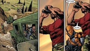 Deathstroke Rebirth #1 (Comic) Review 5