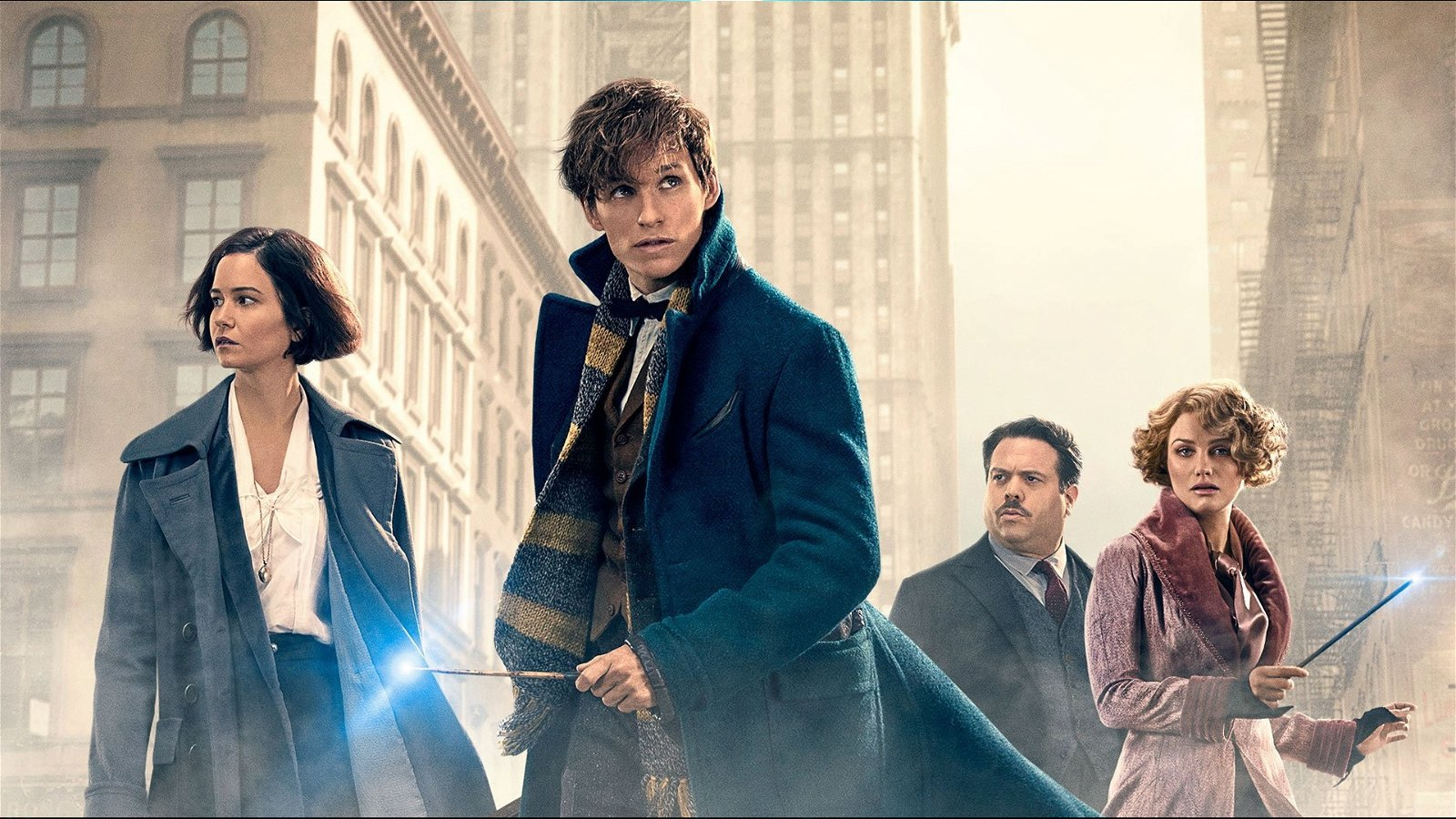 Fantastic Beasts And Where To Find Them 2016 Review Cgmagazine