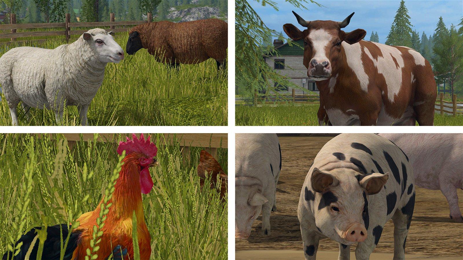 Farming Simulator 17 (Ps4) Review 4