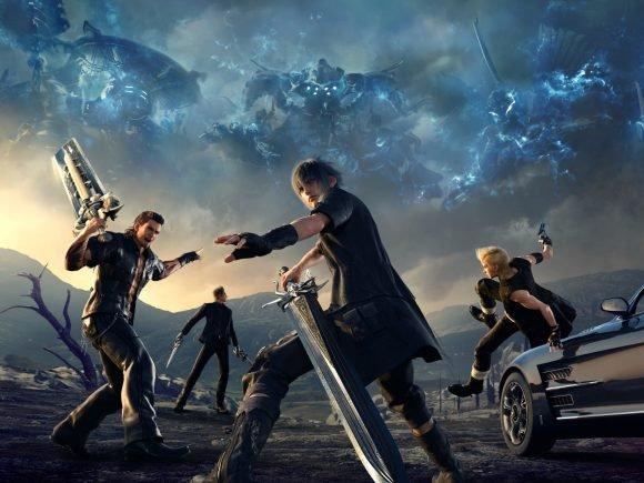 Final Fantasy XV (PS4) Review 11