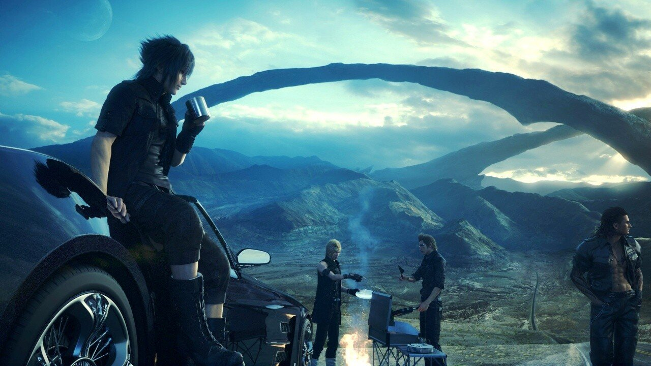 Final Fantasy XV Review Round-Up