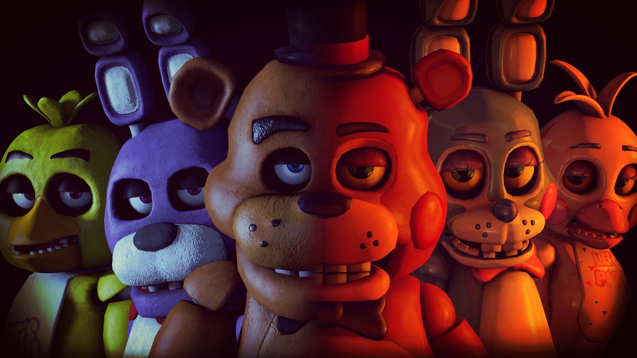 Five Nights at Freddy's: Sister Location (PC) Review 1