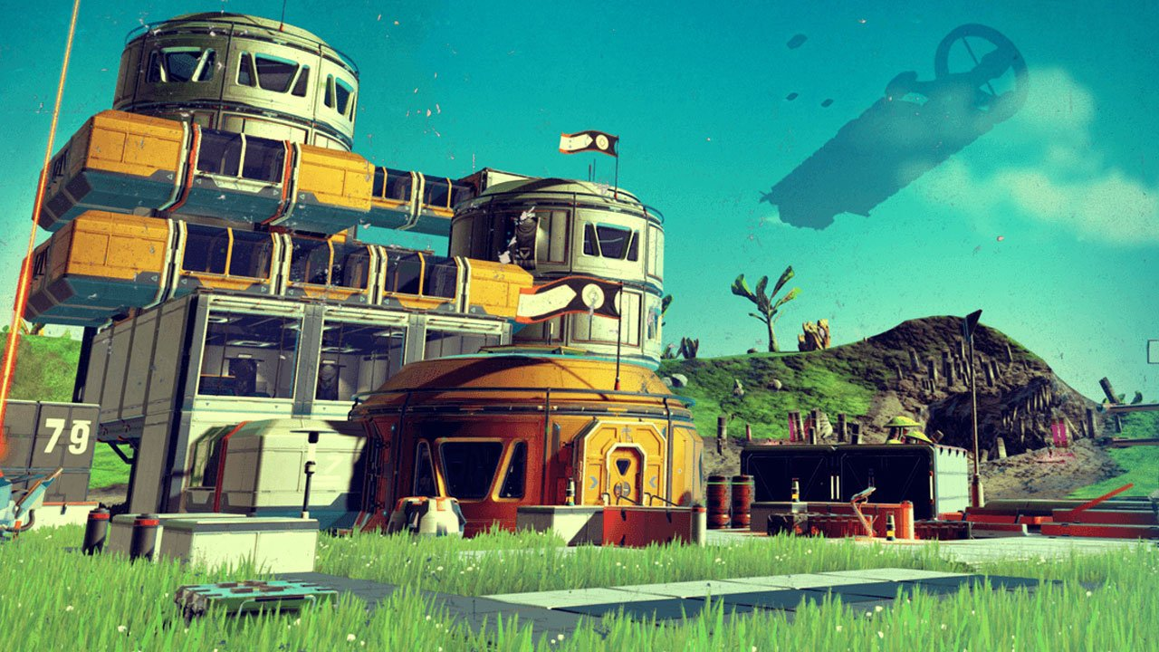 Hello Games Release Details on No Man's Sky Foundation Update