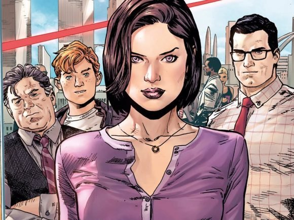 Lois Lane, Back at the Planet (Comic) Review