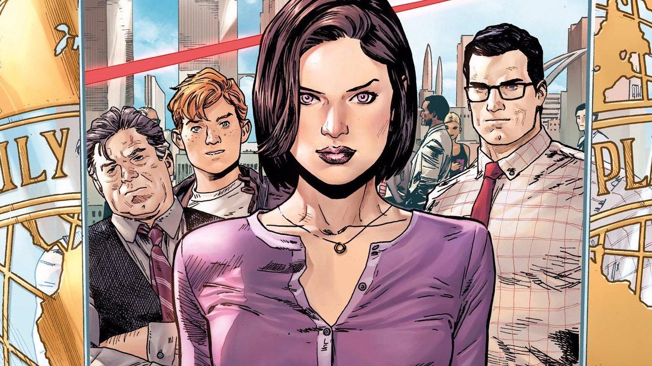 Superman: Action Comics: Lois Lane, Back at the Planet (Comic) Review 5