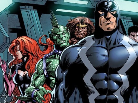 Marvel Announces Inhumans TV Series for Fall 2017