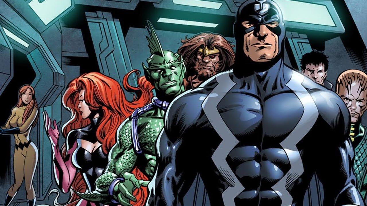 Marvel Announces Inhumans TV Series for Fall 2017 1
