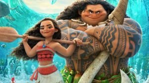 Moana (Movie) Review