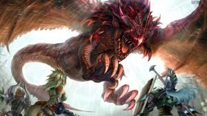 Monster Hunter Movie in the Works. Paul W.S Anderson to Direct.